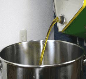 カサブ石鹸の作り方1