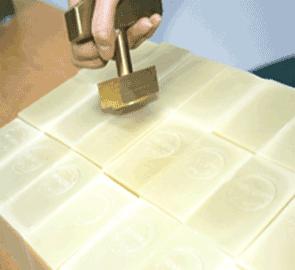 カサブ石鹸の作り方3